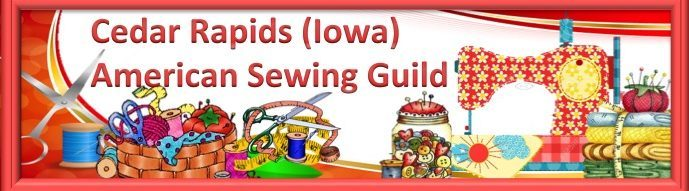 American Sewing Guild – Cedar Rapids IA Chapter
